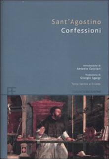 Voluntariadobaleares2014.es Le confessioni. Testo latino a fronte Image