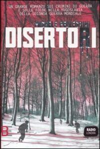 Disertori - Michele Pellegrini - copertina