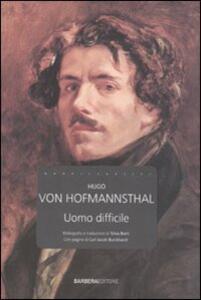 Uomo difficile - Hugo von Hofmannsthal - 4