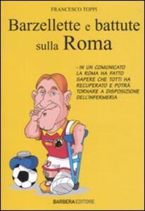 Barzellette e battute sulla Roma - Francesco Toppi - copertina
