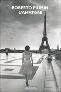 L' amatore - Roberto Piumini - copertina