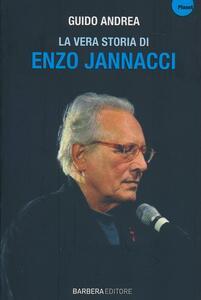 La vera storia di Enzo Jannacci - Guido Andrea - copertina