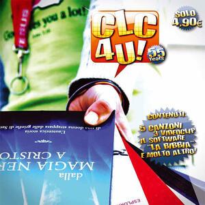 CLC 4 you. La bibbia per computer. CD-ROM - copertina