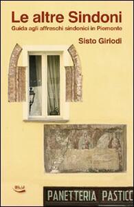 Le altre sindoni - Sisto Giriodi - copertina