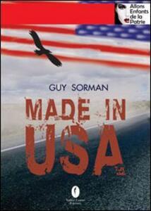 Made in Usa. Sguardi sulla cultura americana - Guy Sorman - copertina