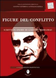 Figure del conflitto - copertina