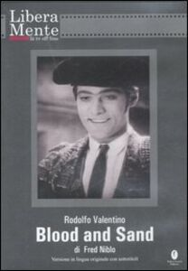 Rodolfo Valentino. Blood and Sand. DVD. Con libro