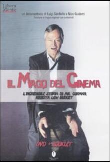 Il mago del cinema. L'incredibile storia di Mr. Corman. DVD. Con libro - Nico Guidetti,Luigi Sardiello - copertina