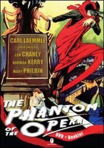 The phantom of the opera. DVD. Ediz. italiana e inglese
