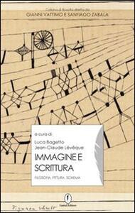 Immagine e scrittura. Filosofia, pittura, schema - copertina
