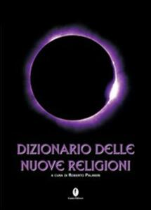 Dizionario delle nuove religioni - copertina
