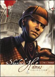 Sherlock Holmes collection. Con 2 DVD - copertina