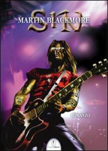 Sin - Martin Blackmore - copertina
