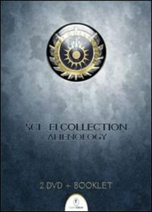 Sci-fi collection. Alienology. 2 DVD - copertina