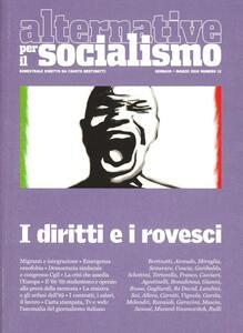 Alternative per il socialismo (2010). Vol. 12 - copertina