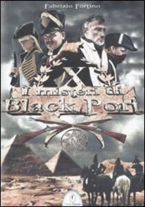 I misteri di Black Port - Fabrizio Fortino - copertina