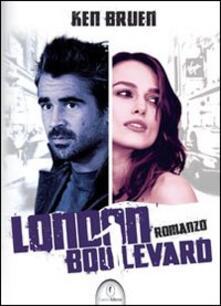 London Boulevard - Ken Bruen - copertina