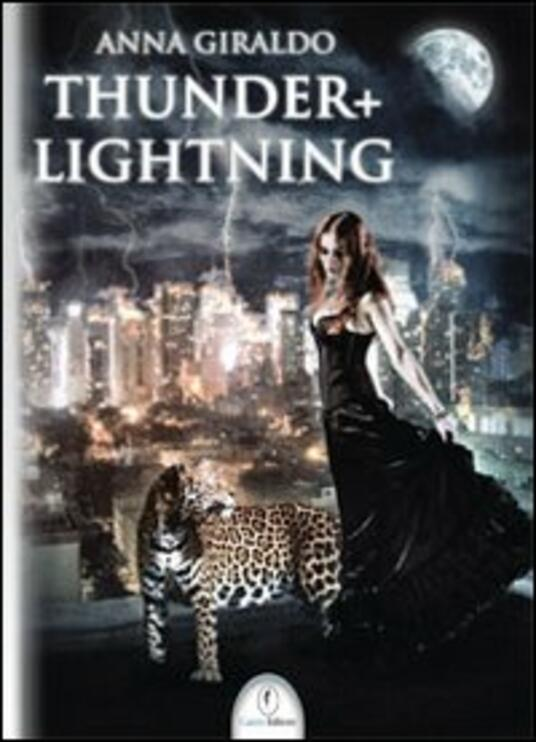 Thunder + Lightning - Anna Giraldo - copertina