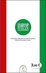 Start up Italia - copertina