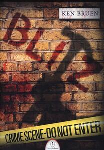 Blitz - Ken Bruen - copertina