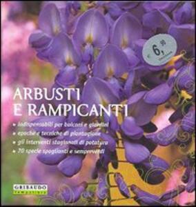 Arbusti e rampicanti - D. C. Vicini - 2