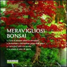 Listadelpopolo.it Meravigliosi bonsai. Ediz. illustrata Image