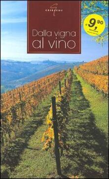 Voluntariadobaleares2014.es Dalla vigna al vino Image