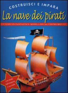 La nave dei pirati - copertina