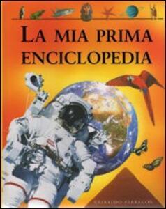 La mia prima enciclopedia - Neil Morris - copertina