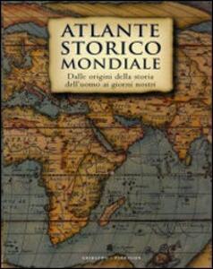 Atlante storico mondiale - copertina