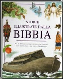 Storie illustrate dalla Bibbia - copertina