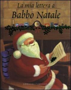 La mia lettera a Babbo Natale - copertina