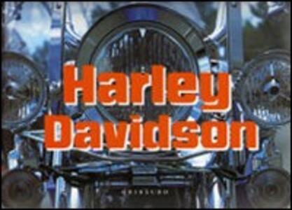 Harley Davidson - copertina