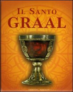 Il santo Graal - Franjo Terhart - copertina