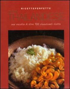 Cucina thailandese - copertina