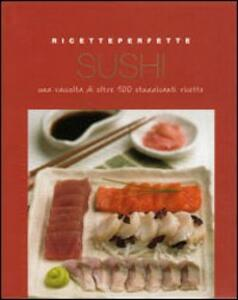 Sushi - copertina
