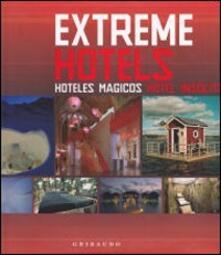 Premioquesti.it Hotel insoliti. Ediz. multilingue Image