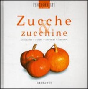 Zucche & zucchine - copertina
