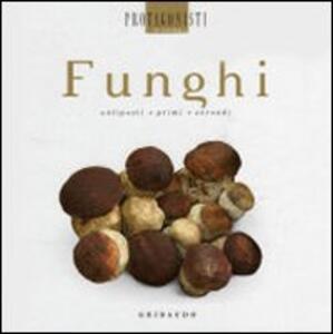 Funghi - copertina