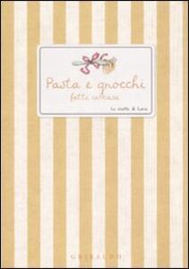 Pasta e gnocchi fatti in casa - copertina