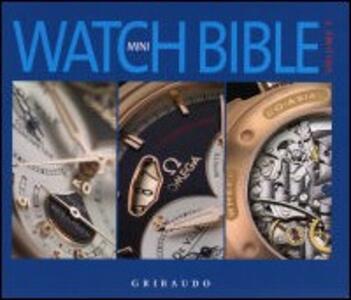 Mini watch bible. Vol. 1 - copertina