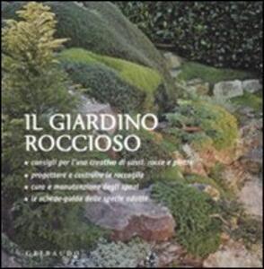 Il giardino roccioso - Lorena Lombroso,Silvia Pareschi - copertina