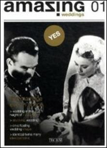 Weddings. Ediz. inglese, tedesca e francese - Bianca Oller - copertina