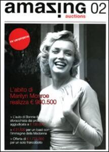 Amazing auctions. Ediz. italiana, inglese e francese - copertina