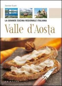 Valle d'Aosta - Daniela Guaiti - copertina