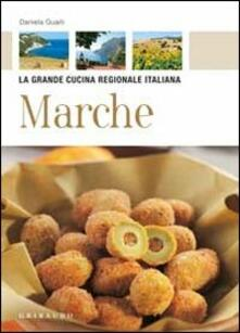 Marche - Daniela Guaiti - copertina