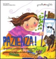 Pazienza! - Sara Agostini,Marta Tonin - copertina