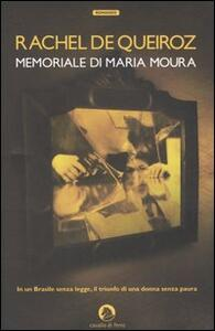 Memoriale di Maria Moura - Rachel de Queiroz - copertina