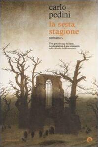 La sesta stagione - Carlo Pedini - copertina