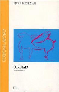 Sundiata. Epopea mandinga - Tamsir Niane Djibril - copertina